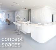 Dermalogica Concept spaces