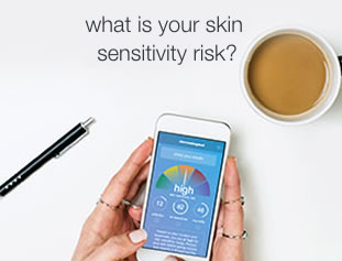 What is your skin sensitivity risk?