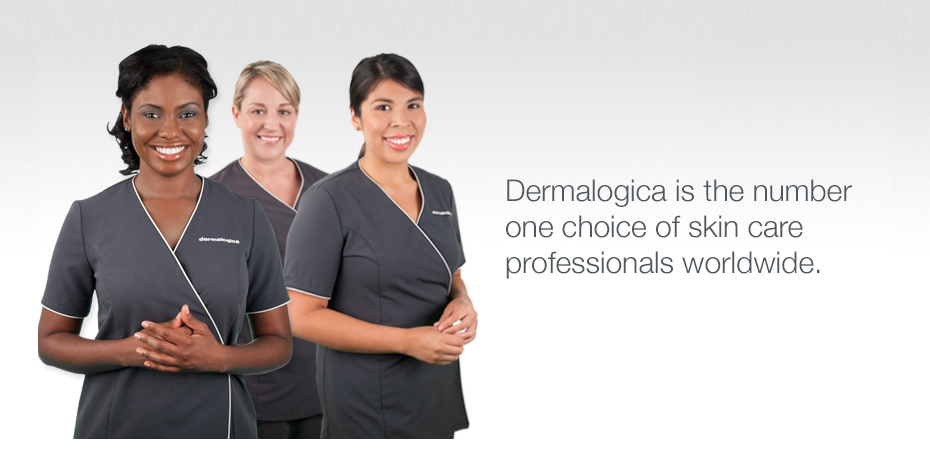 Dermalogica is the number one choice of skin care proffesionals worlwide
