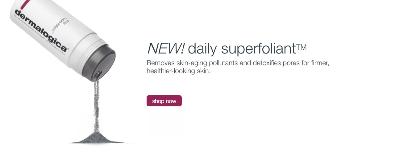 NEW! daily superfoliant