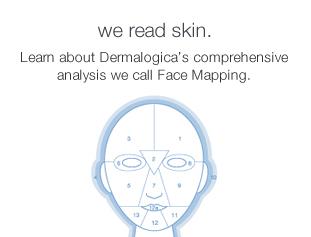 We read skin