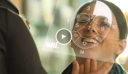 face mapping® skin analysis