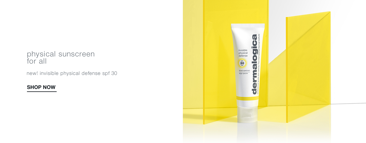 NEW! invisible physical defense spf30