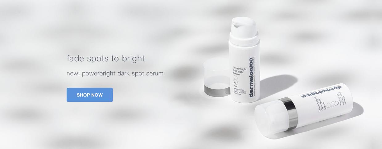NEW! powerbright dark spot serum