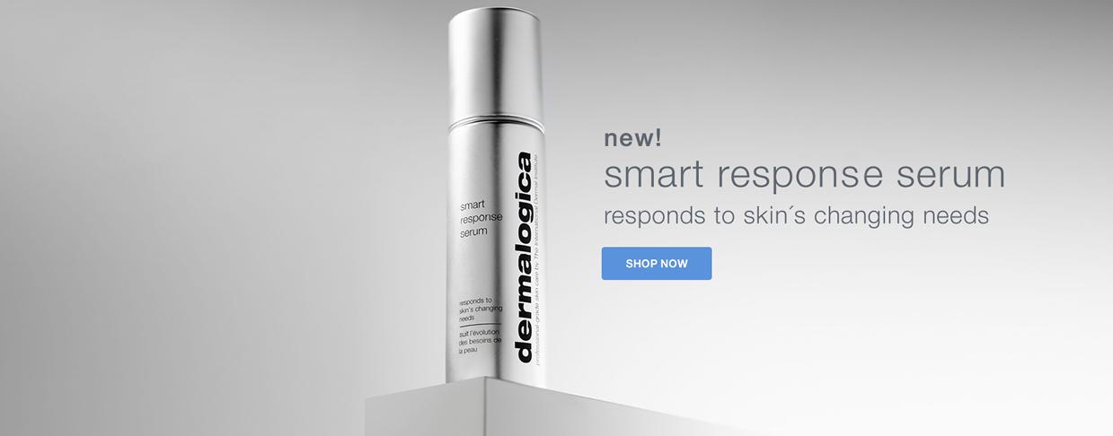 NEW! smart response serum